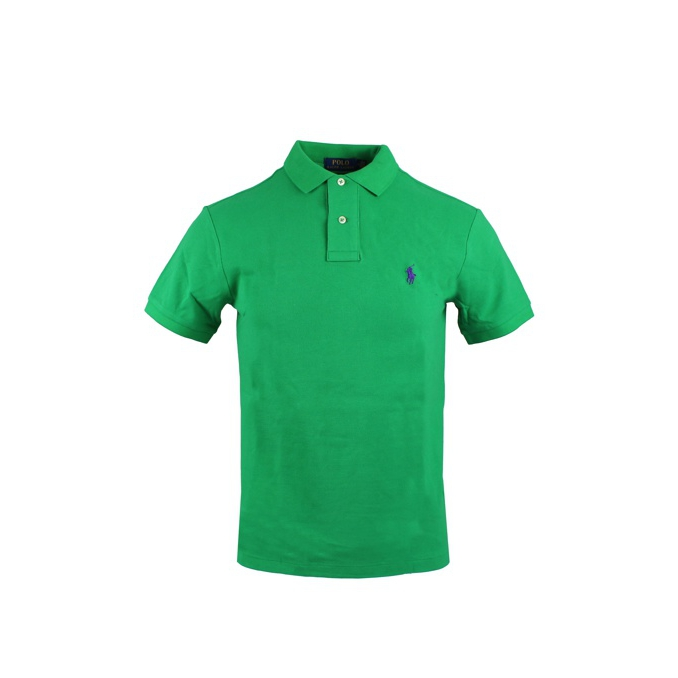 POLO SLIM FIT Verde Polo Ralph Lauren