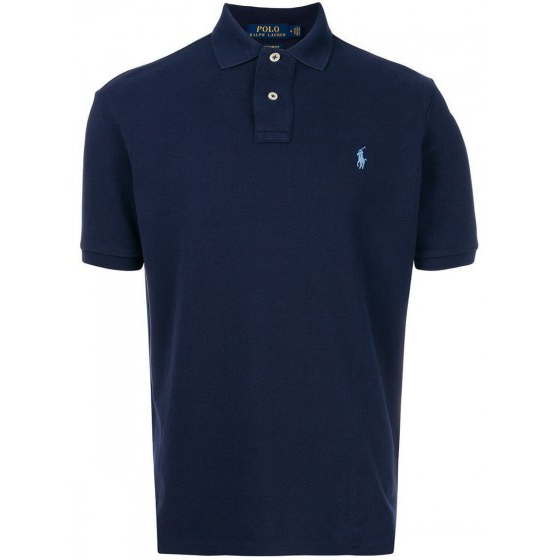 POLO CUSTOM Navy Polo Ralph Lauren