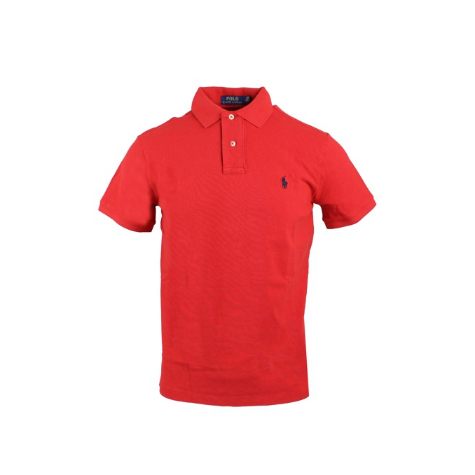 POLO CUSTOM Rosso Polo Ralph Lauren
