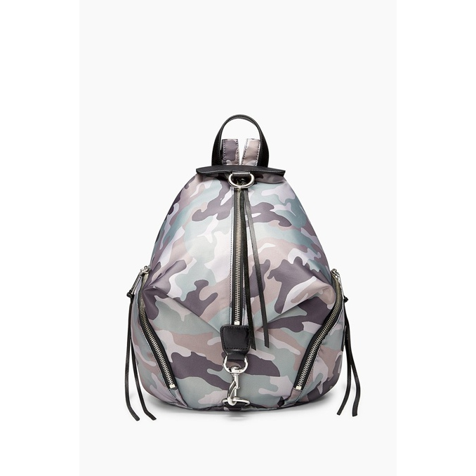 JULIAN BACKPACK Camouflage Rebecca Minkoff