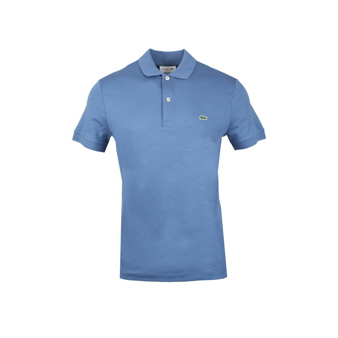 POLO REGULAR FIT Ceruleo Lacoste