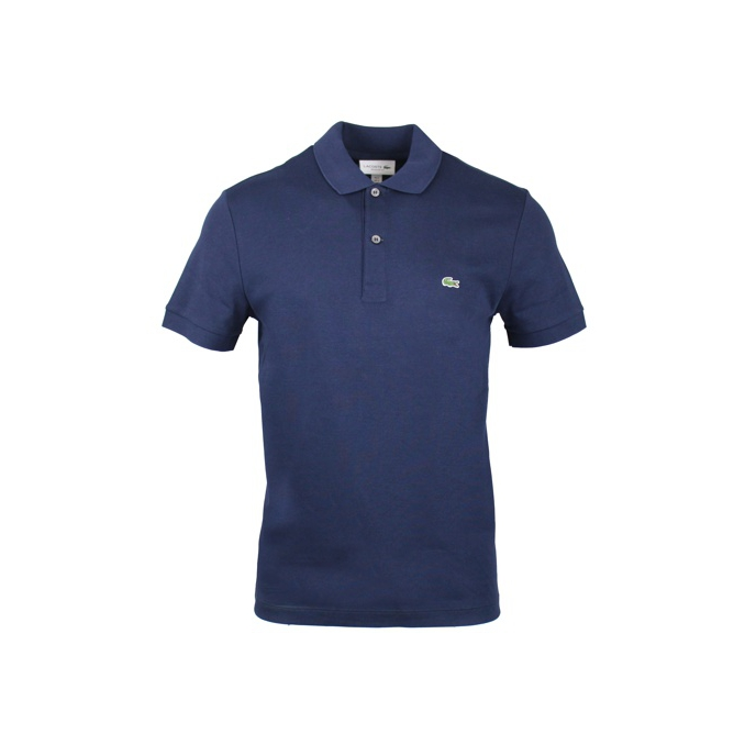 POLO REGULAR FIT Navy Lacoste