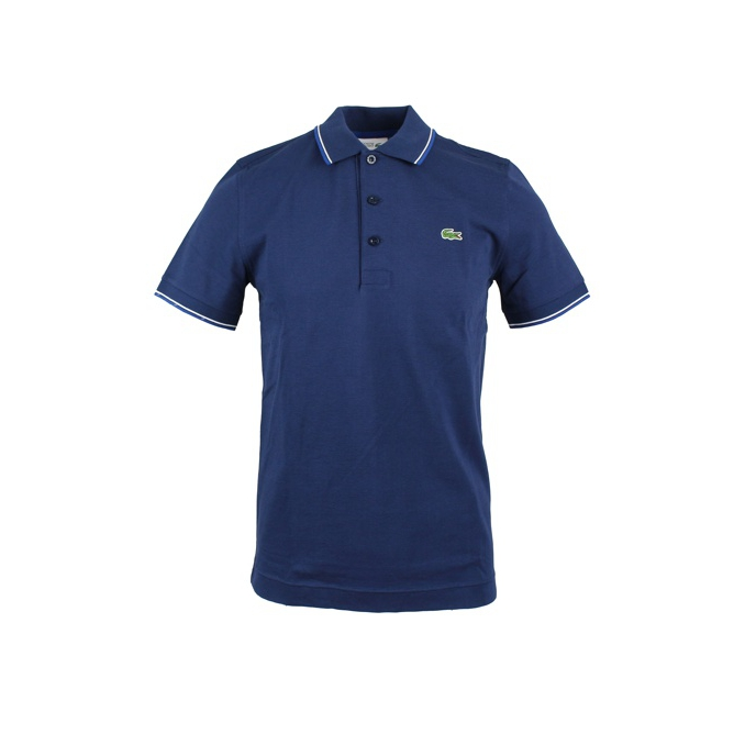 POLO SPORT STRETCH Navy Lacoste