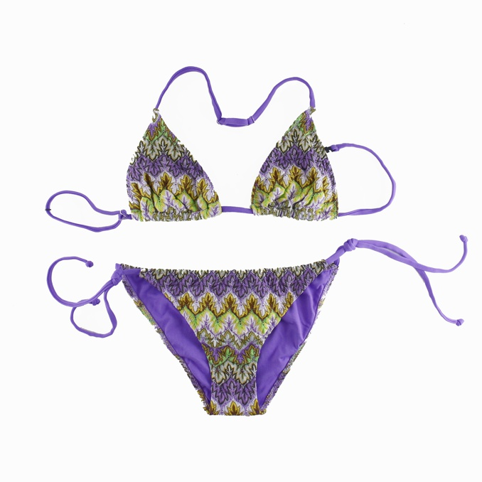 BIKINI HOLLY Multicolor MC2 SAINT BARTH