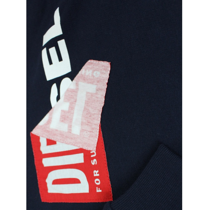 Sally shirt Dark blue DIESEL