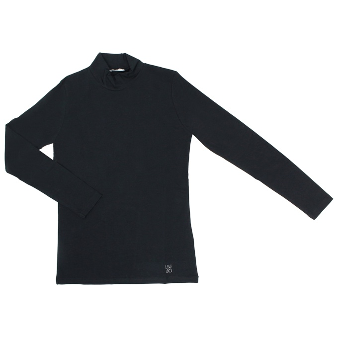 LUPETTO IN JERSEY STRETCH Nero LIU JO