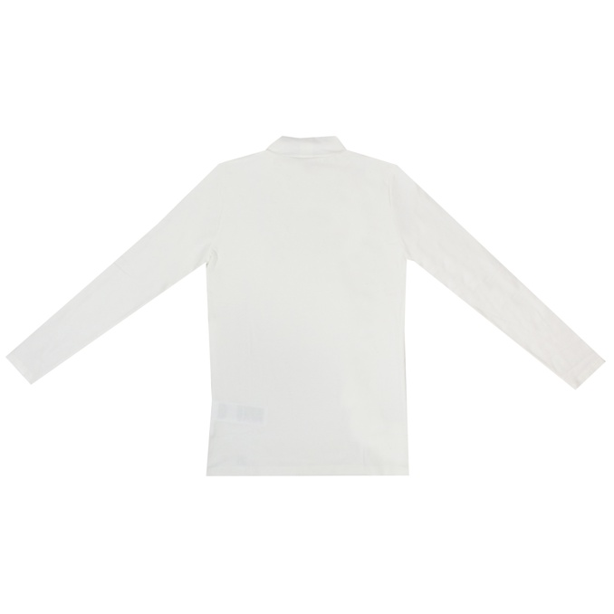 LUPETTO IN JERSEY STRETCH Bianco LIU JO