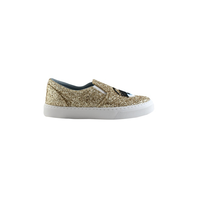 SLIP ON SKIN Gold CHIARA FERRAGNI