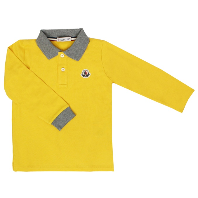 01fa0b620 POLO IN COTTON PIQUE 'WITH BUTTONS