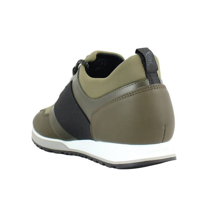 SNEAKERS 321 SLIP ON Militare Hogan