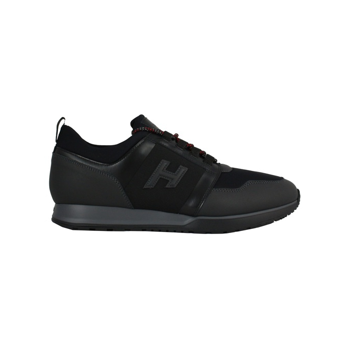 SNEAKERS 321 SLIP ON Nero Hogan