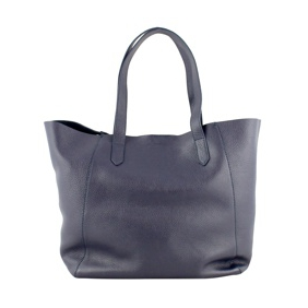 Iconic shopping bag Blue Hogan
