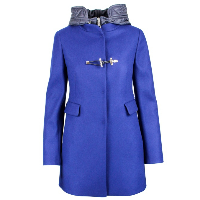 Cappotto double front Bluette Fay