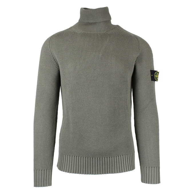 selezione premium d59ab a86c0 HIGH NECK WOOL SWEATER