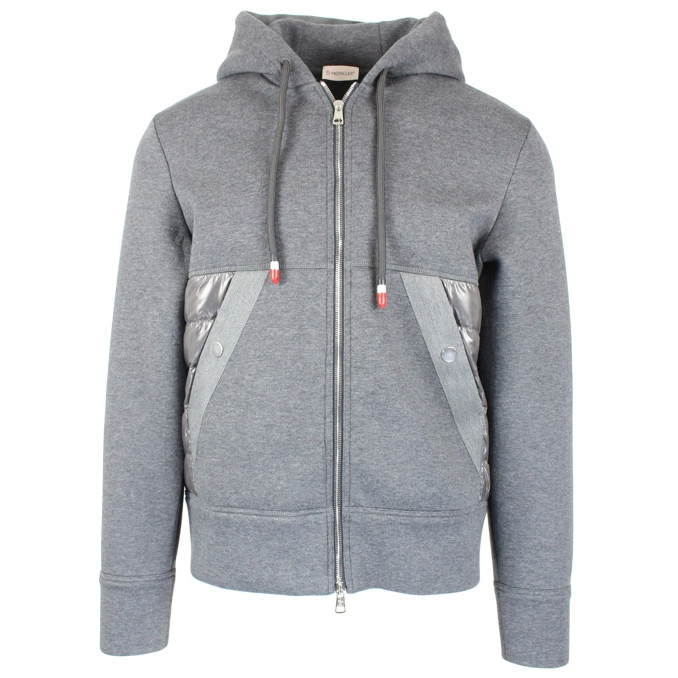 HOODIE Anthracite Moncler