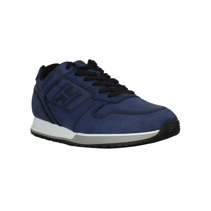 SNEAKERS REBEL 321 Blu Hogan