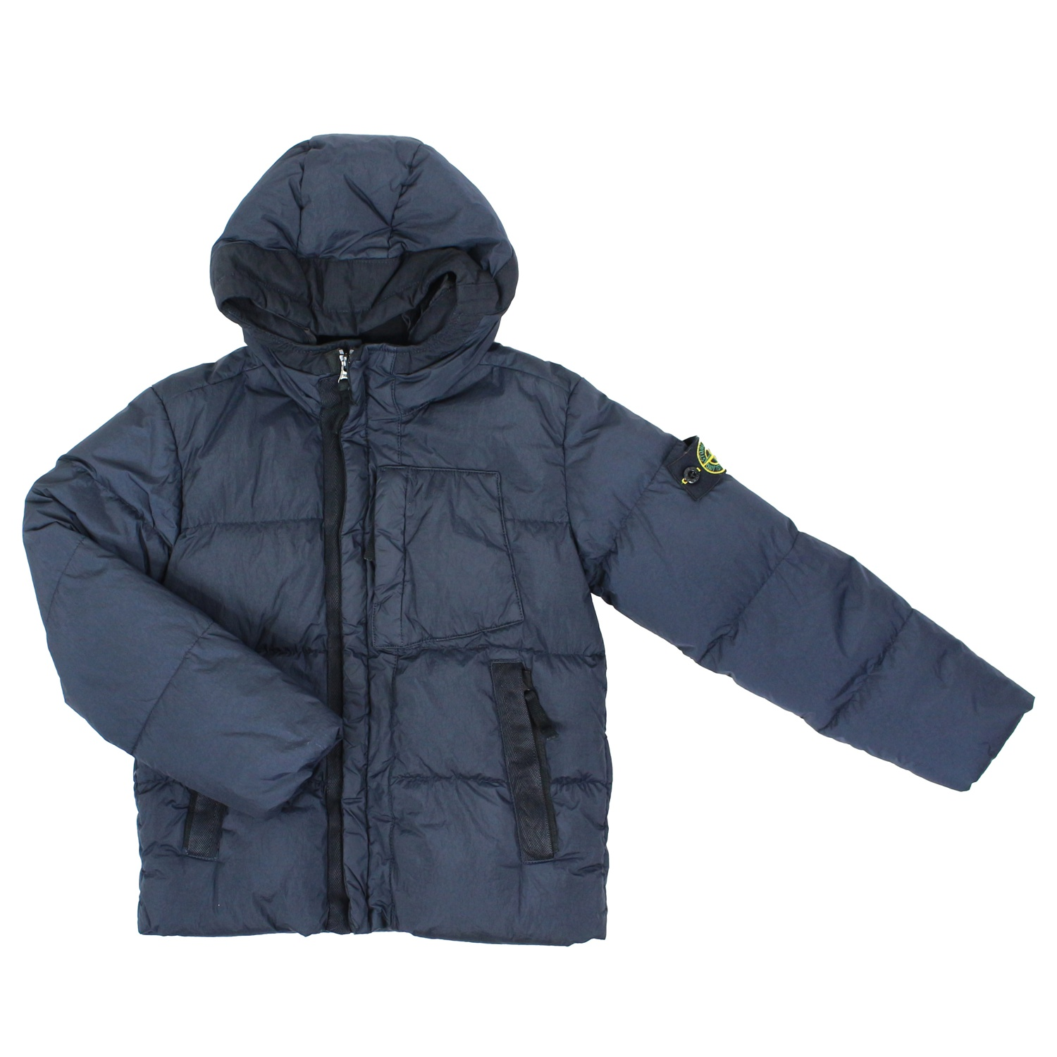 super popular 878ba 134c9 Padded quilted jacket with hood
