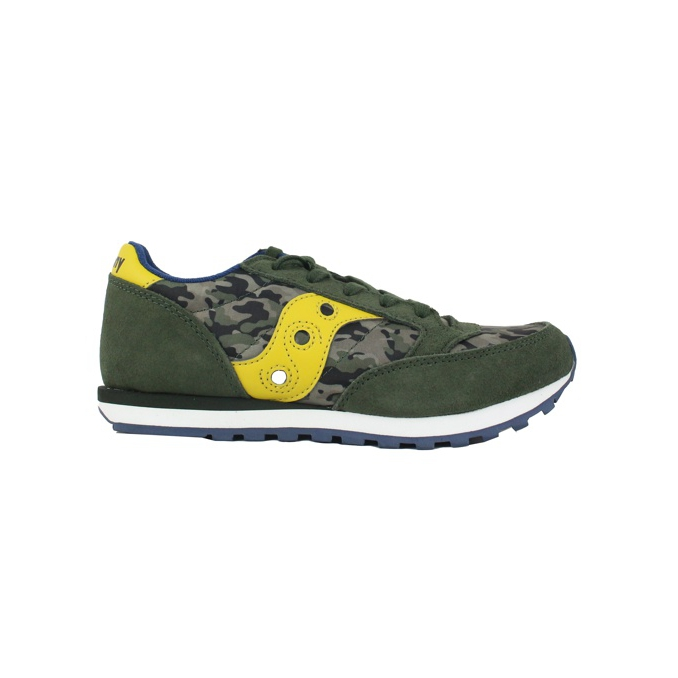 JAZZ ORIGINAL Green Saucony c1ce3a7c6d4