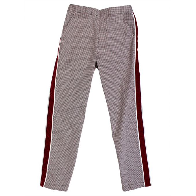 Baywatch trousers Black red Pinko