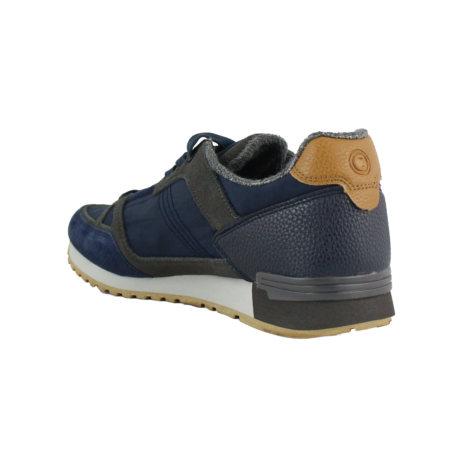 cheaper 72f0d dae16 ... Travis Supreme Colors Sneakers Navy   gray COLMAR SHOES
