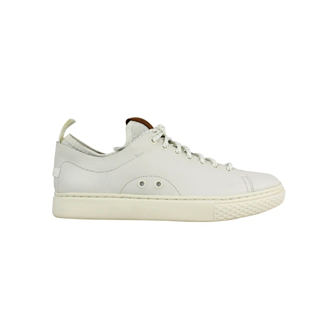 Sneakers Dleaney Bianco Polo Ralph Lauren
