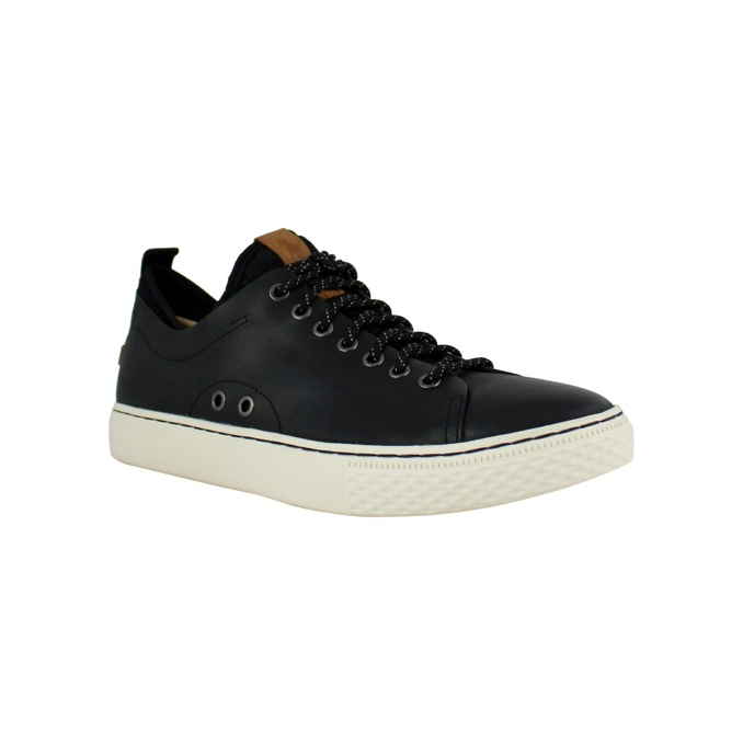 Sneakers Dleaney Nero Polo Ralph Lauren