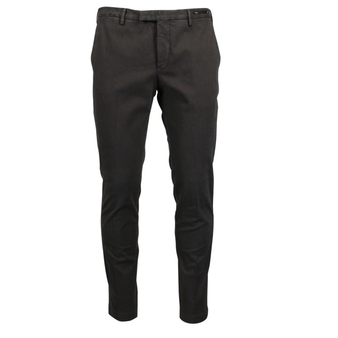 Solid color skinny trousers Moro PT