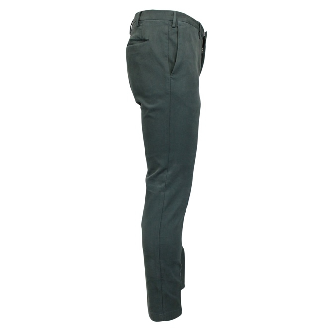 Trousers with america pockets Grey PT