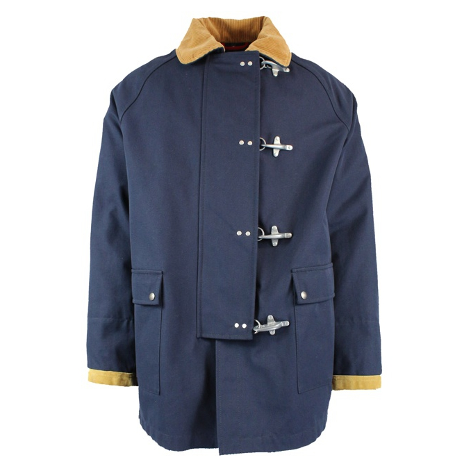 Cappotto 4 ganci Limited Edition Blu Fay