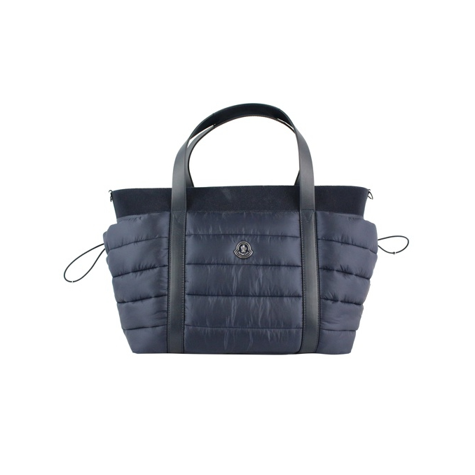 Mommy bag Blue Moncler