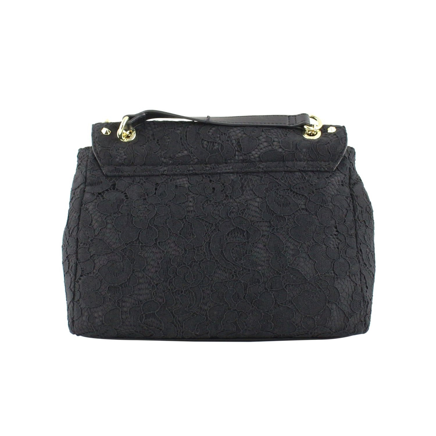 ... Lace bag with studs Black Twin-Set ... 6f1bf57301bb0