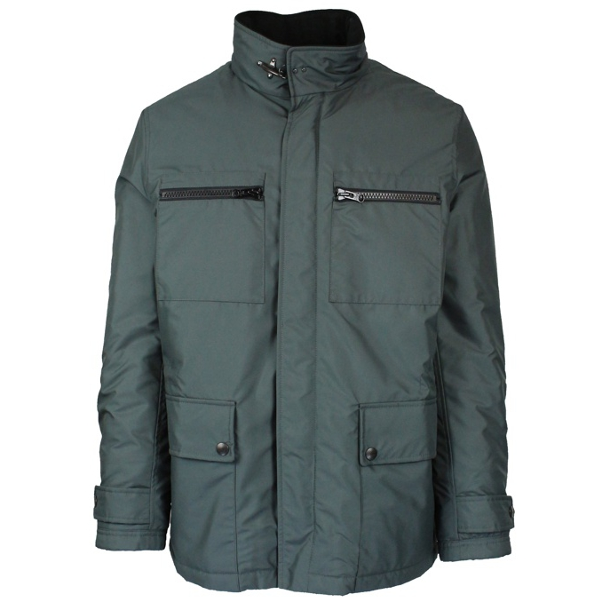 New Sound jacket Grey Fay