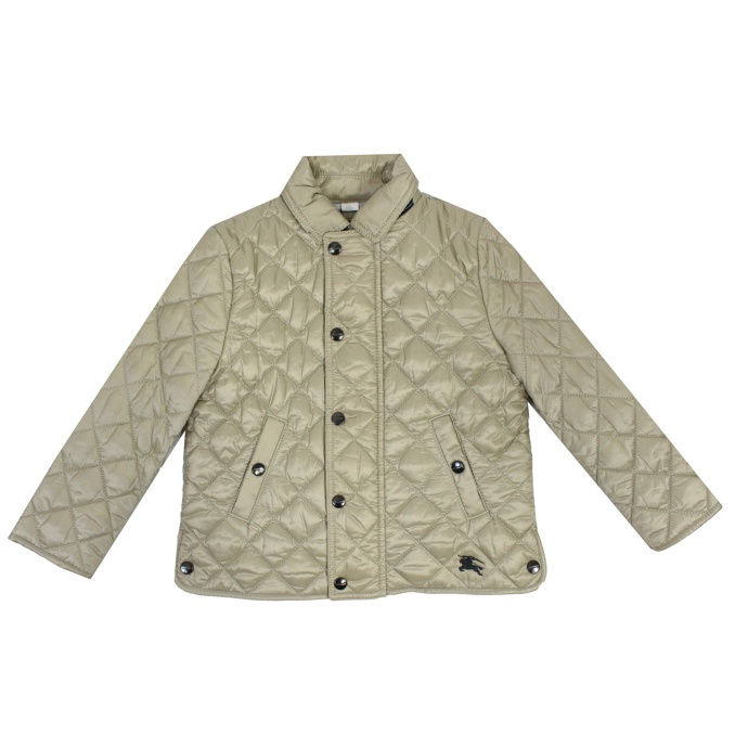 QUILTED JACKET Beige Burberry