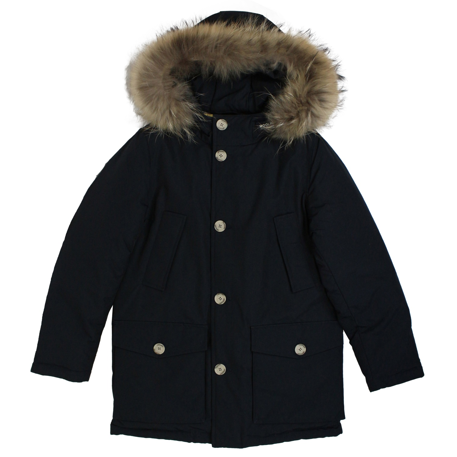 premium selection f5e38 14049 B'S Parka Detachable Fur