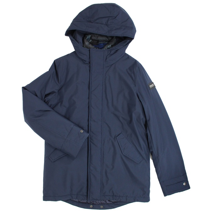 Coat City Blu Colore Woolrich 6 Txq8zOdw
