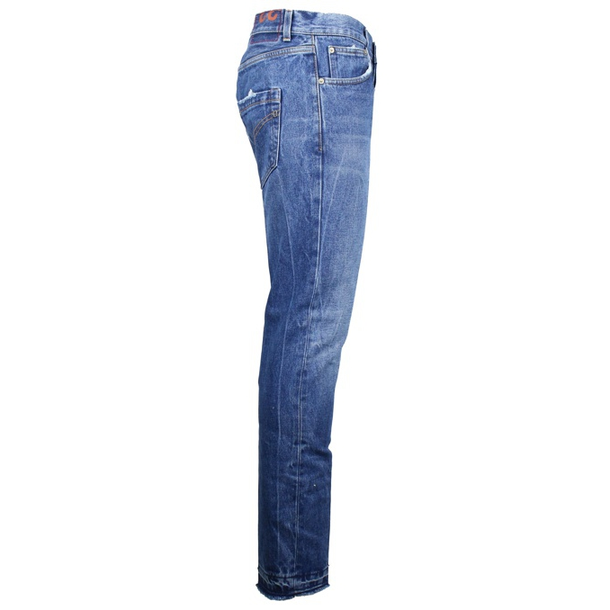 JEANS MIUS SLIM Denim medio Dondup