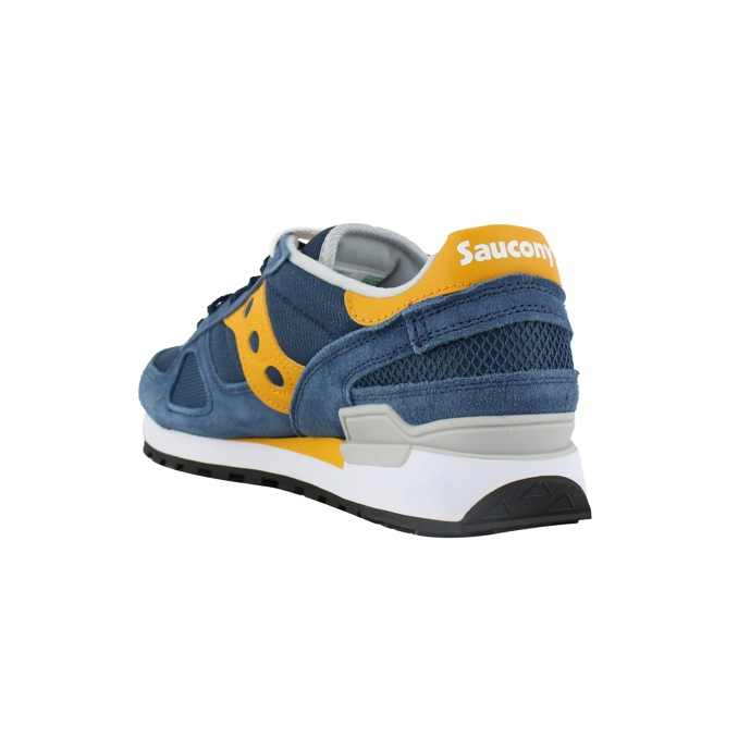 SHADOW O' Blu/giallo Saucony