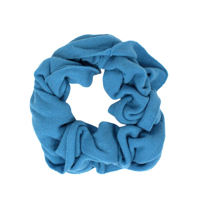 Neck scarf Light blue ANNECLAIRE