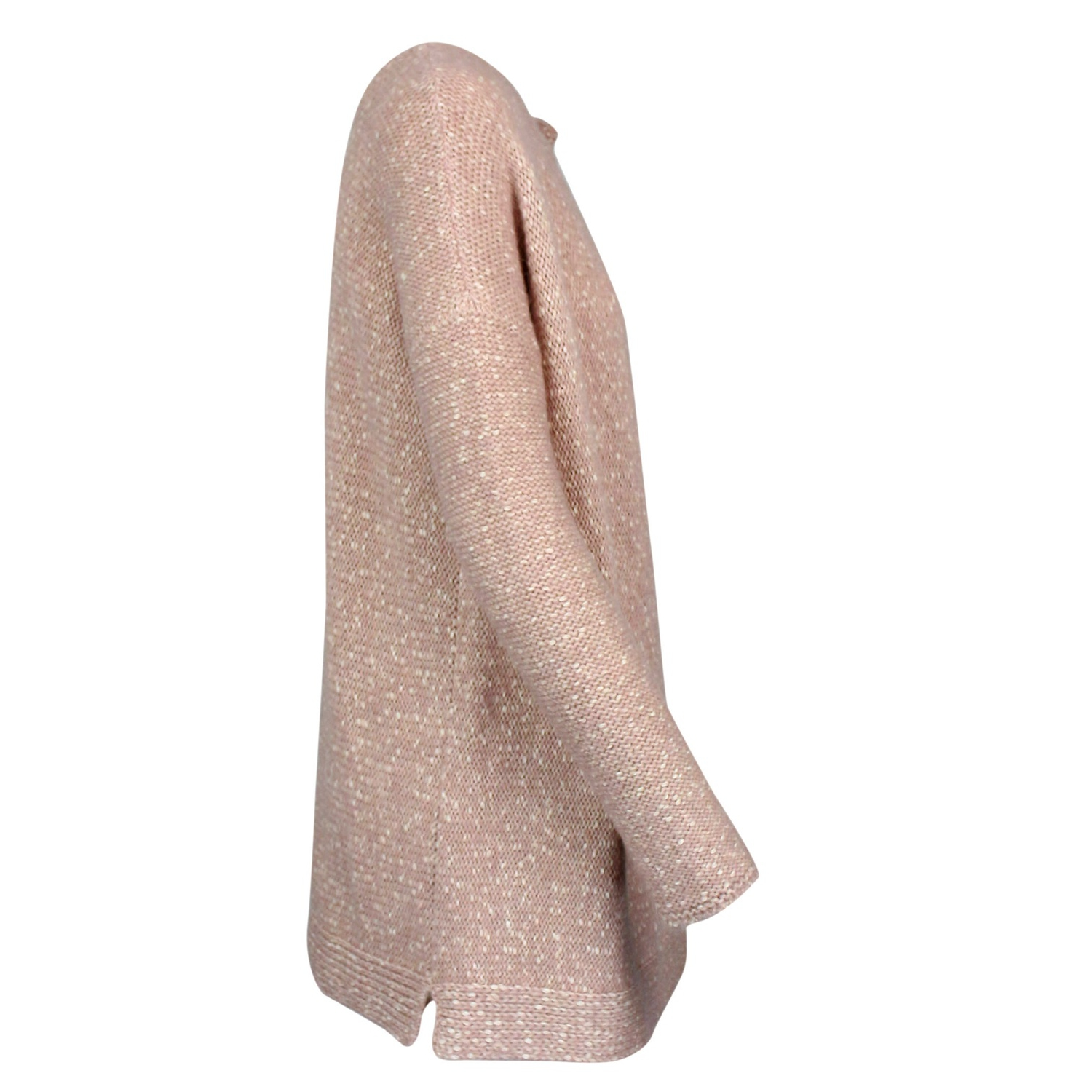 cardigan cardigan ANNECLAIRE ANNECLAIRE Ancienne rose Long rose Ancienne Long 0PwOnk