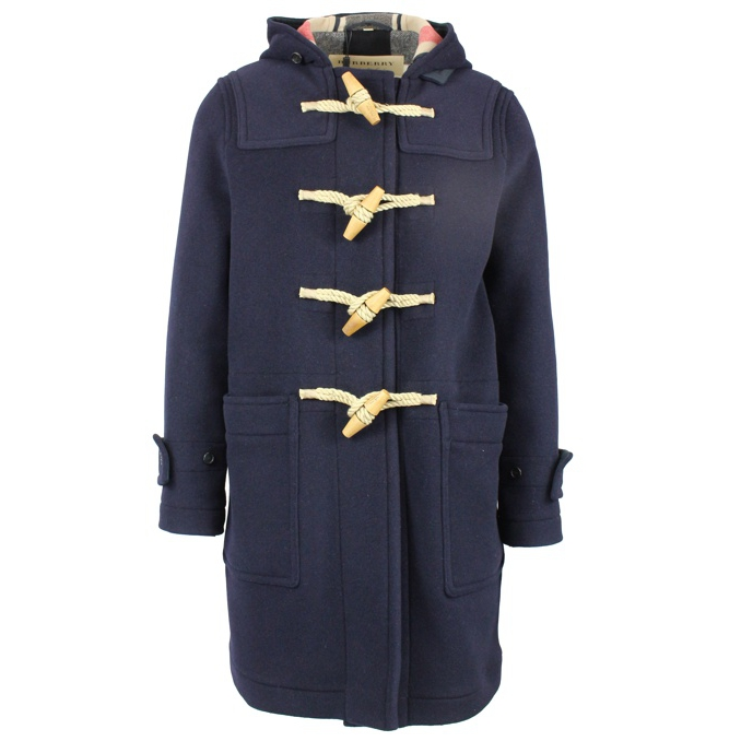 MONTGOMERY GREENWICH Navy Burberry