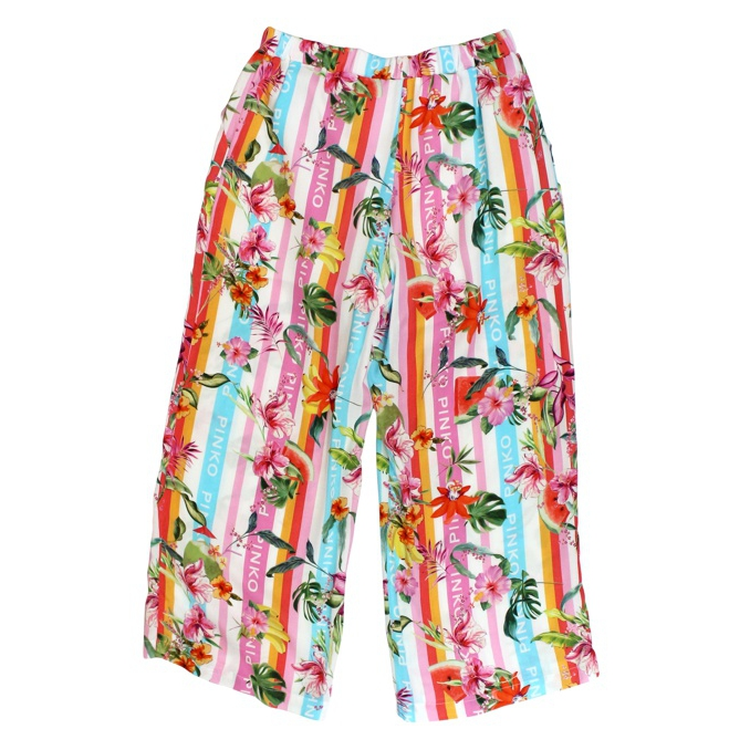 Pantalone Isabelle 3 Multicolor Pinko