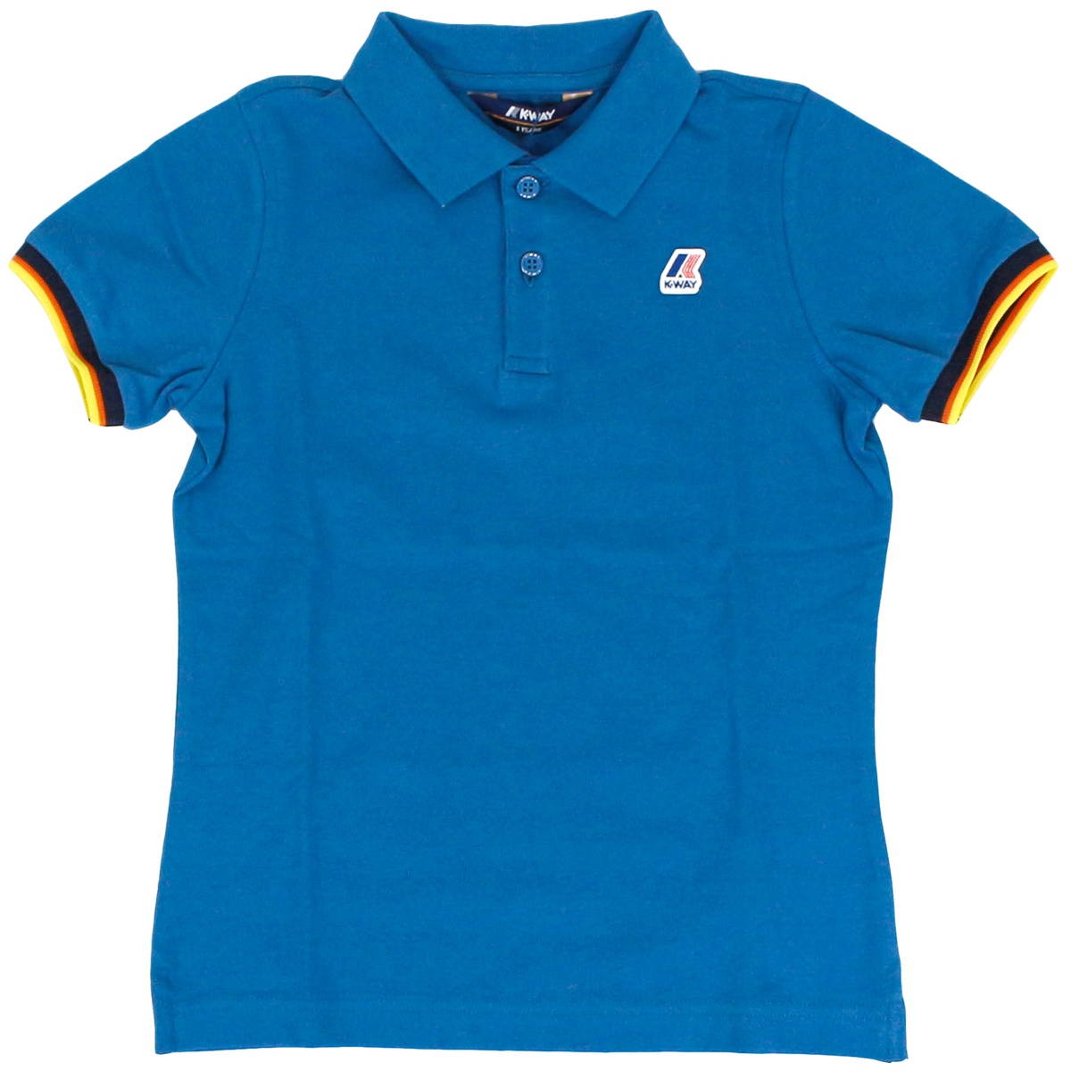 Polo Vincent Contrast Blue aviation K-Way