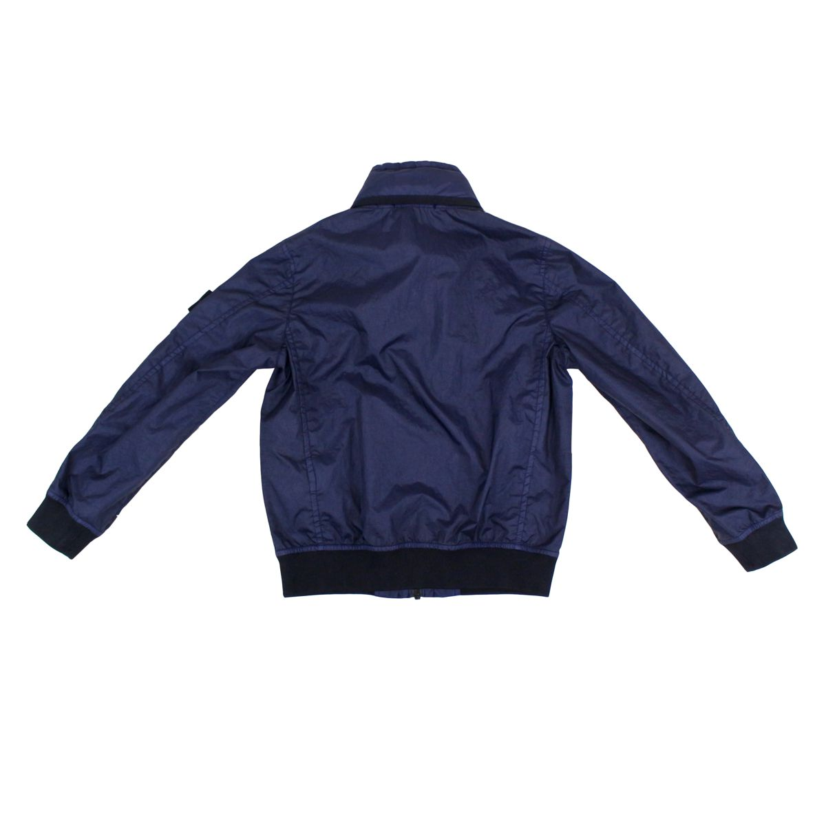 jacket with front pockets Ink Stone Island