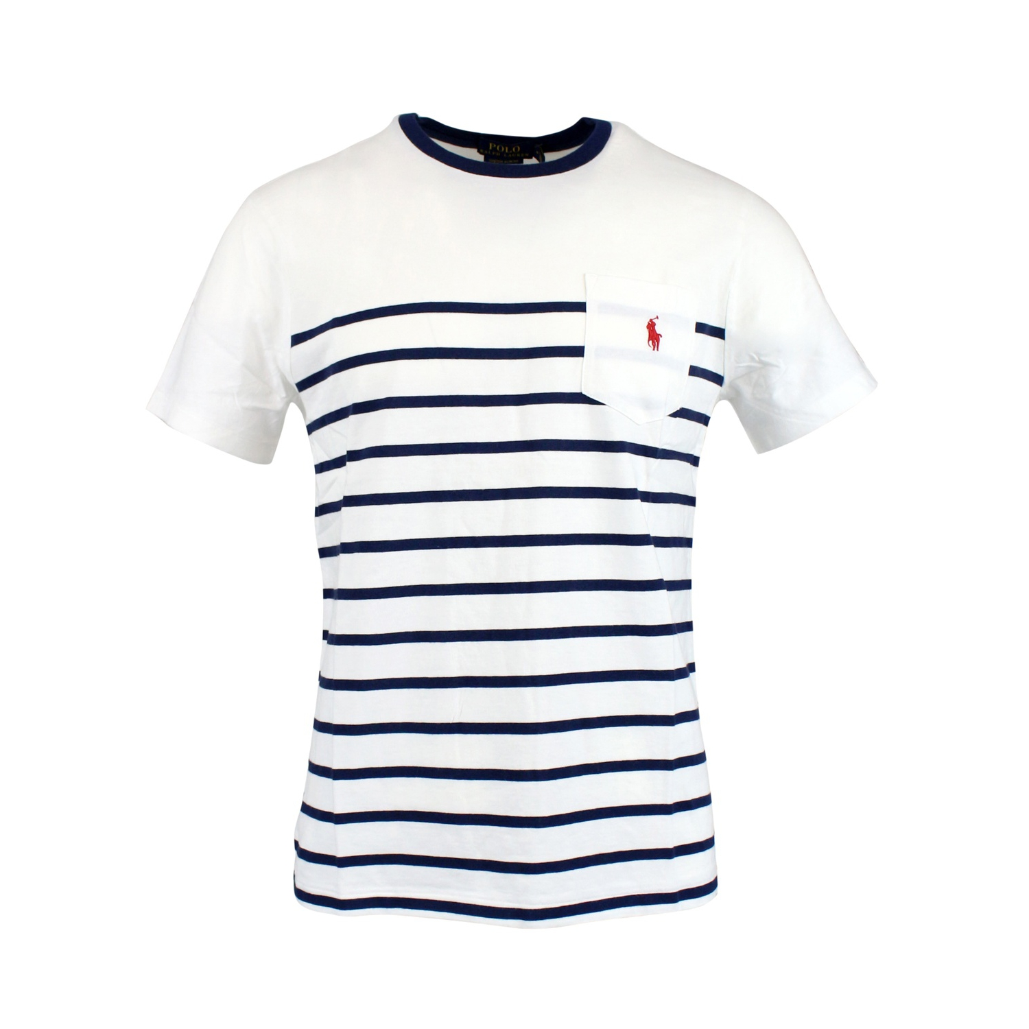 size 40 c966a b1aa1 Striped T-shirt with pocket