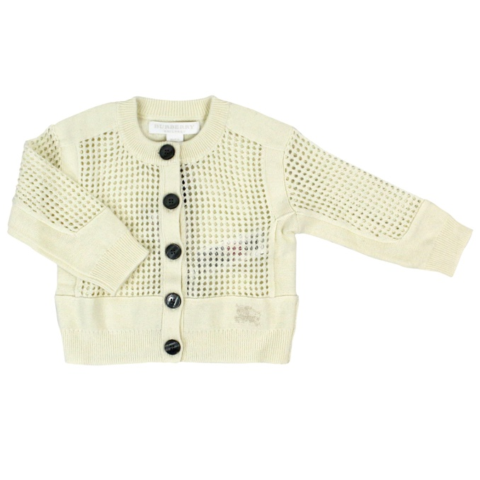Catherina cardigan Ivory Burberry