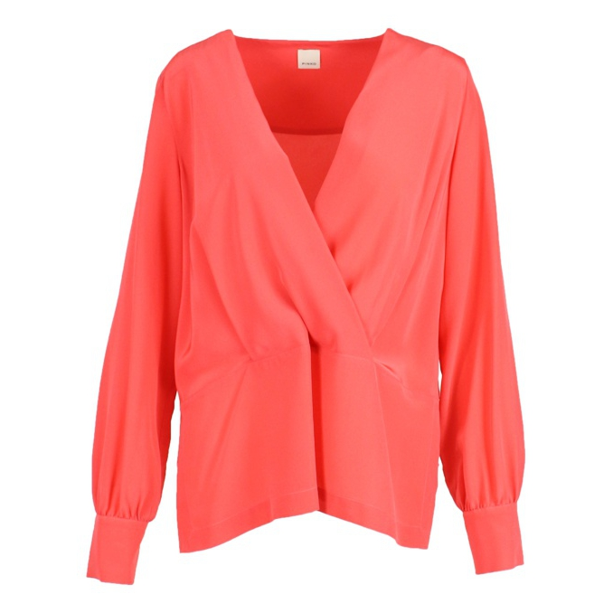Read Blouse 1 Red Pinko