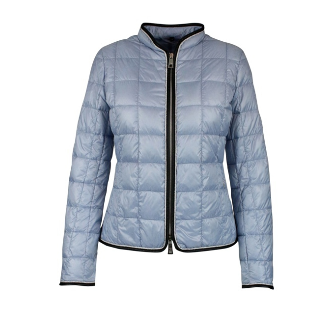 Quilted light quilted jacket Sky Fay