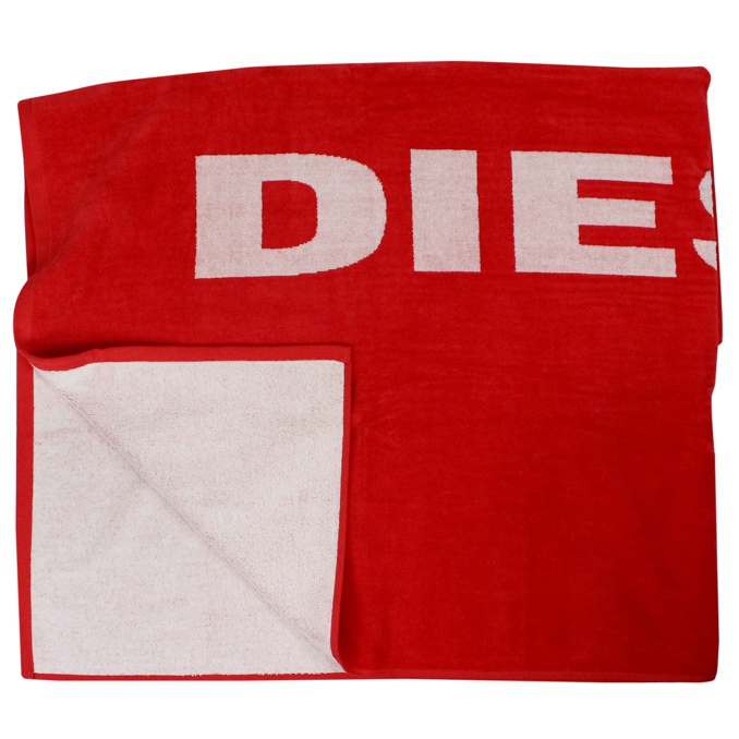 Hibo beach towel Red DIESEL