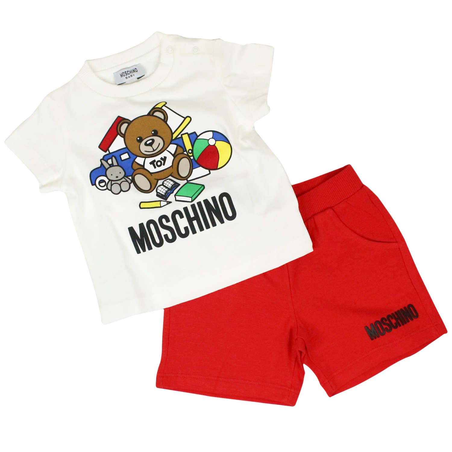 premium selection 0bc08 65fc3 Set con stampa bear toy
