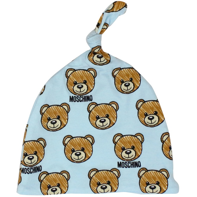 Set with bear print Heavenly MOSCHINO